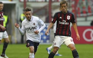 AC Milan 0 Bologna 1: Giaccherini strike leaves Mihajlovic feeling the heat