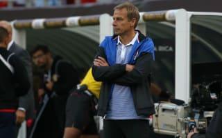 Klinsmann: USA in driver's seat to reach quarters