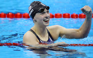 Rio 2016: Ledecky, USA win 4x200m freestyle relay