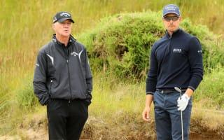 Stenson dubbed 'Usain Bolt of golf'