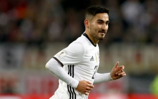 Gundogan and Gomez get Germany chance