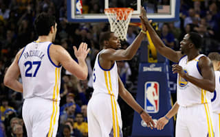 Warriors, Spurs ease to wins