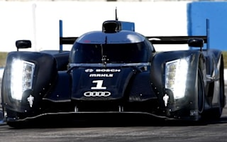 Le Mans test: Audi on top, Aston Martin in trouble