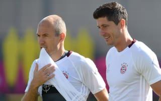Lewandowski glad to overcome Robben problems