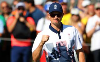 BREAKING NEWS: Rose wins men's Olympic golf
