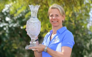 Sorenstam to lead Europe at Solheim Cup