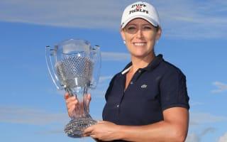 Kerr wins Tour Championship