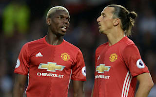 Not even Pogba and Ibra are untouchable at United, says Mourinho