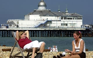 Is this the sunniest place in England?