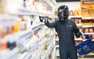 F1 tech to appear in a supermarket near you