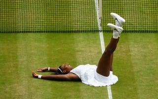 Serena sparkles, Federer falls short - the memorable moments of Wimbledon 2016