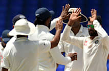 India surge clear after Black Caps collapse