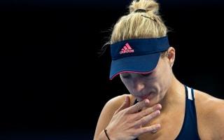 Gavrilova claims Kerber scalp in Hong Kong