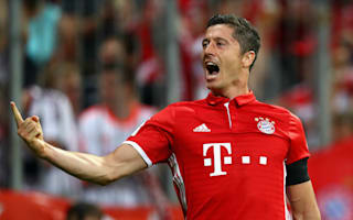 Bayern Munich 6 Werder Bremen 0: Lewandowski hits hat-trick as champions cruise
