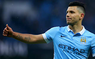 Manchester City 4 Crystal Palace 0: Aguero at the double to sink goal-shy Eagles