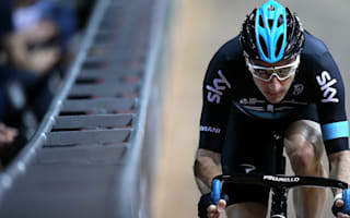 Viviani injuries not serious after being hit by motorbike