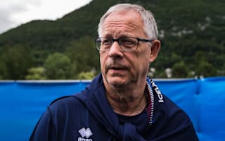 Iceland v Hungary: Lagerback 'not climbing any volcanoes yet'