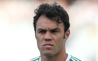 Brazilian striker given 15-game ban for spitting at opponent