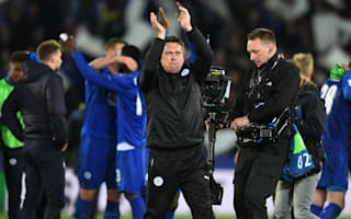 Shakespeare lauds 'immense' Leicester victory