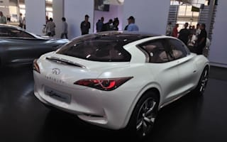 Infiniti: Our Golf rival needs to thrill