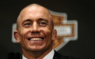 St-Pierre comeback bout against Bisping cancelled