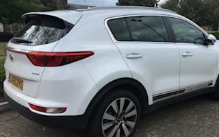 Living with a Kia Sportage: First report