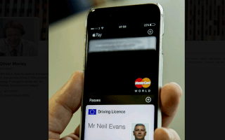 Drivers will soon be able to get their licences on their mobiles