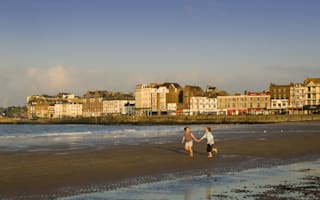 Margate named in Rough Guide's top 10 destinations in the world