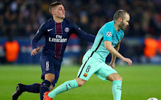 Verratti agent wants PSG talks over midfielder's future
