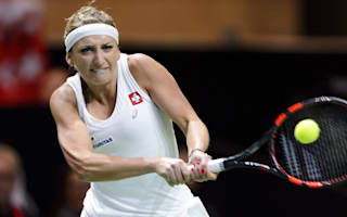 Bacsinszky too strong for Erakovic
