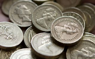 Three jailed for fake £1 coins plot