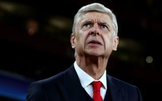 I'm completely focused on Arsenal, insists Wenger amid England talk