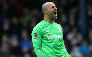 Randolph pens new West Ham deal
