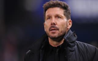 Simeone wants consistency from Gaitan