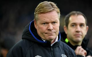 Koeman sets Everton points target for Liverpool, Man Utd matches