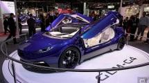 GLM, el 'Tesla japonés', tiene un impresionante eléctrico llamado G4