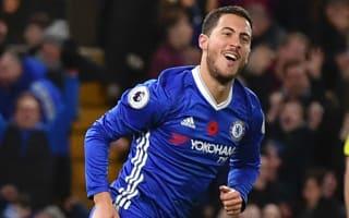 Chelsea 5 Everton 0: Hazard strikes twice as scintillating Blues go top