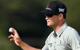 Johnson not disheartened by bogey-bogey finish