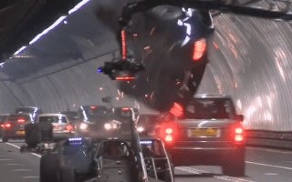 Video: Fast &amp&#x3B; Furious 6 'flip cars'