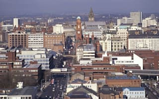 Naked stranger climbs into guest's bed at plush Manchester hotel