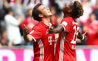 Alaba saddened by Gotze exit