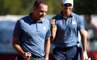 Friday fourballs in focus: Europe turn the tide