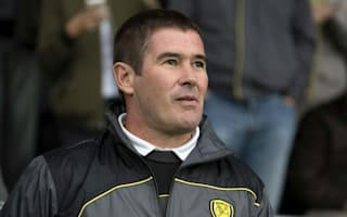 Clough turns down dream Forest return to stay at Burton