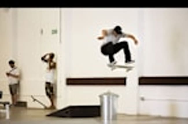 London Go Skate Day 2017 with Paul Rodriguez and associated Nike SB heads