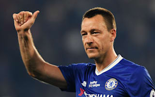 Terry describes 'toughest few weeks' in final Chelsea programme notes