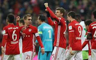 Ancelotti delighted after Muller finally scores
