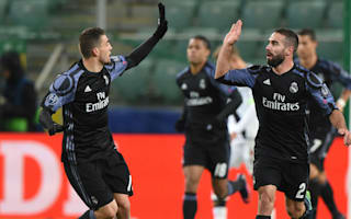 Legia Warsaw 3 Real Madrid 3: Kovacic saves holders a point in closed-doors thriller