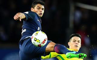 Tiredness a factor for PSG v Nantes, says Silva