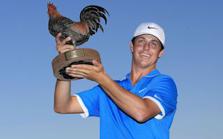 Gribble announces arrival with Sanderson Farms victory