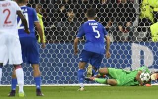 Allegri praises Buffon display